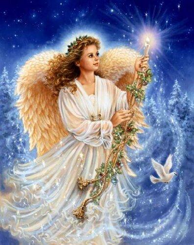 Stardust Angel