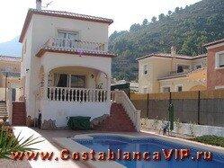 Вилла в Sagra, недвижимость в Испании, вилла в Испании, коста бланка, costablancavip