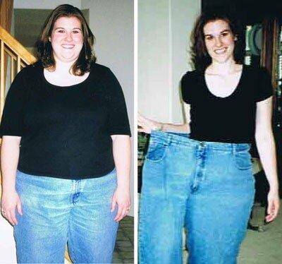 Как Мария смогла похудеть на 45 кг?