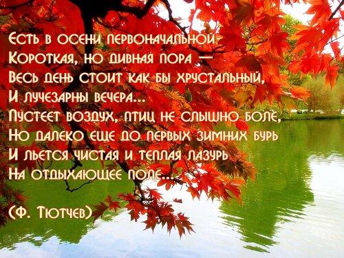 ателье тютчев стихи про осень короткие шнур для