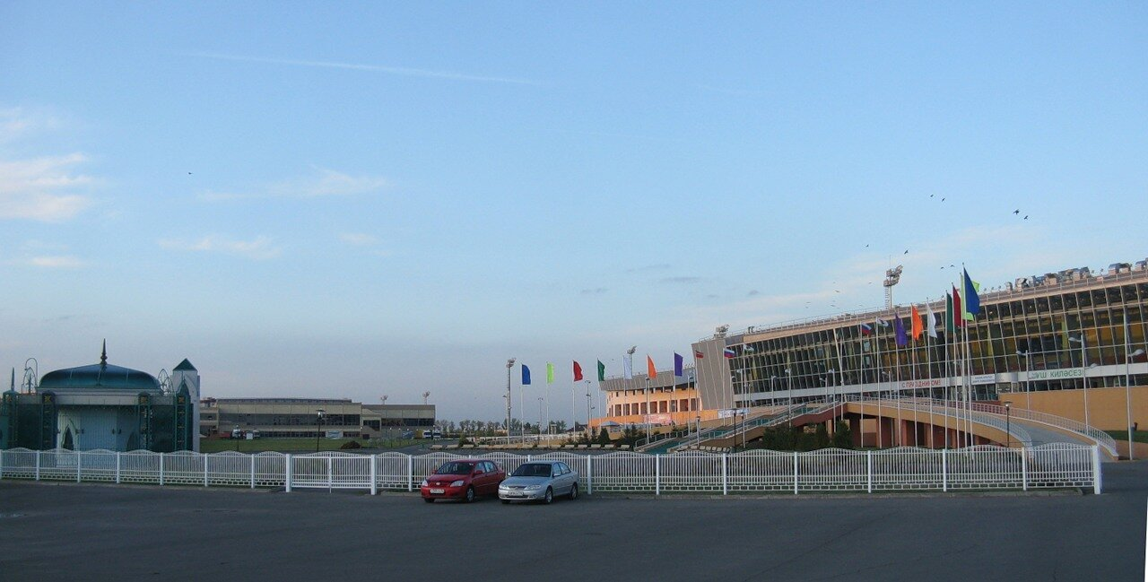 Казанский ипподром