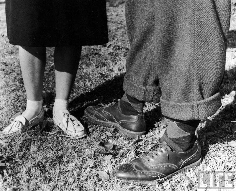 Shoes - Alfred Eisenstaedt