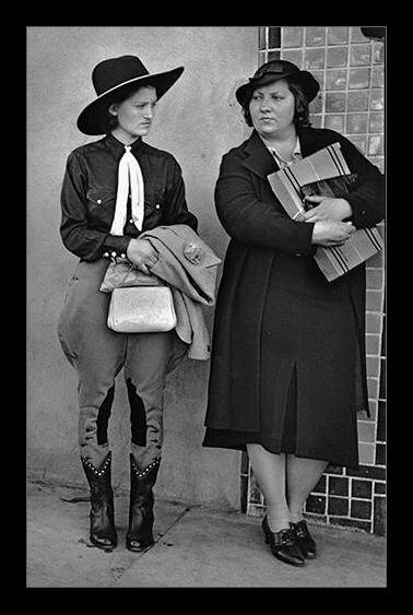 John Gutmann.Texas Women, 1937