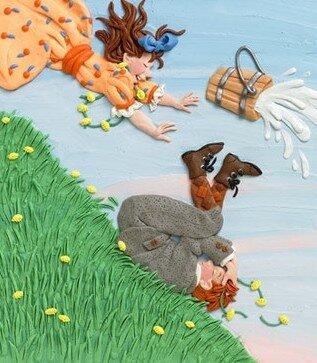 пластилиновые работы Барбары Рейд