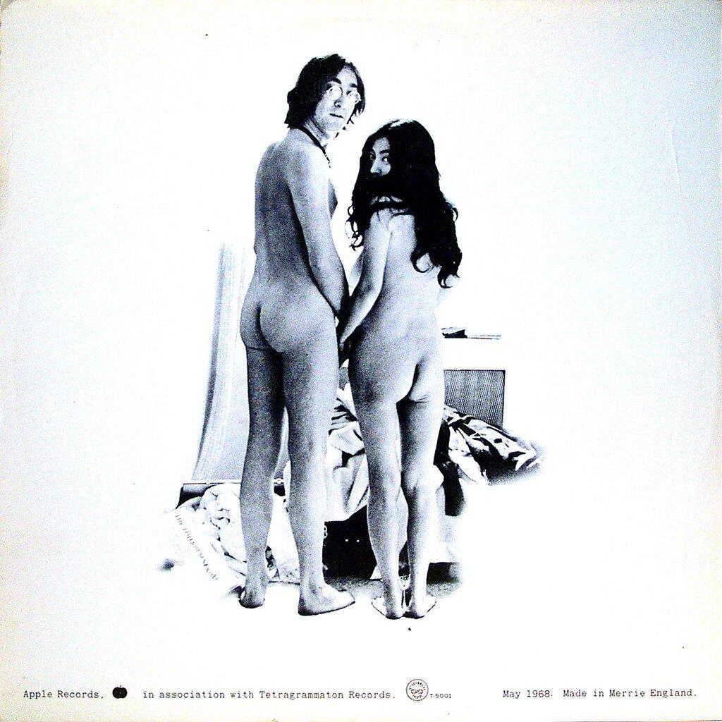 John Lennon & Yoko Ono – Unfinished Music  Two Virgins (1968)