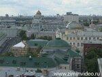 Москва.Вид на Храм Христа Спасителя