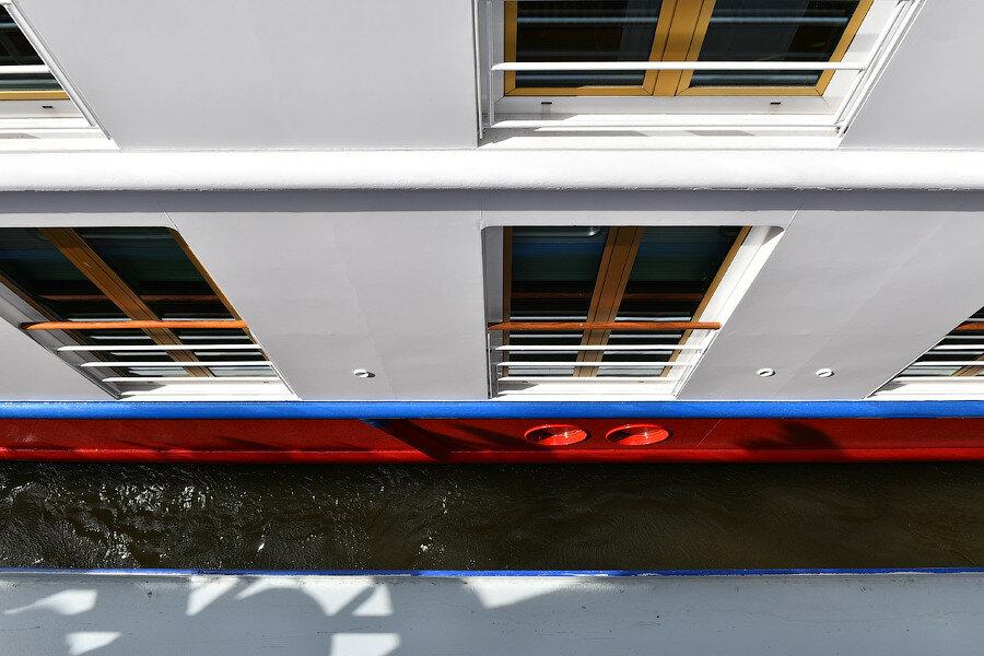 ХЕР, или Выгуливаем щёки в речном круизе по Рейну на A-Rosa Flora в мае 2015