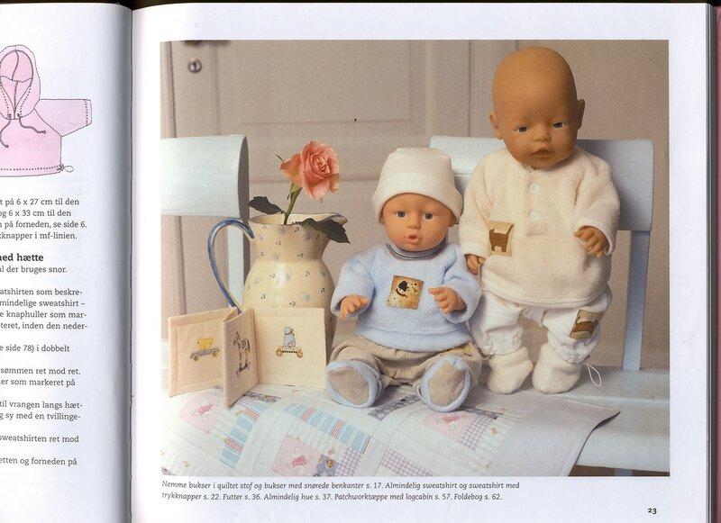 Шьем одежду для беби борн своими руками 108