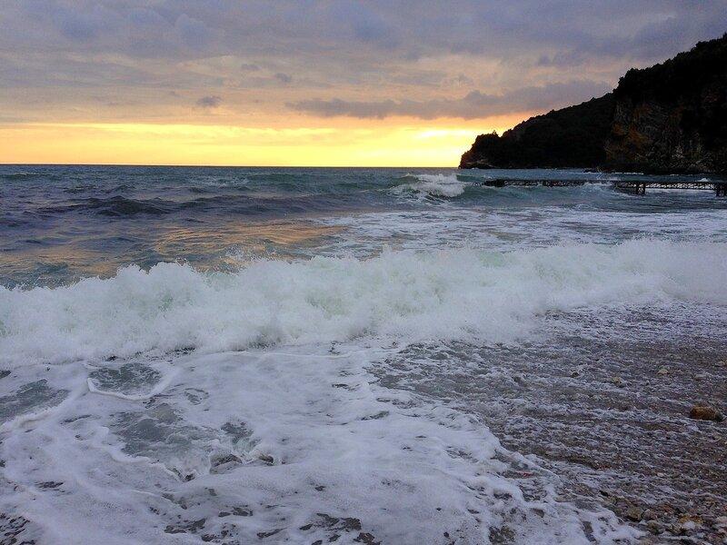 Будва, Адриатическое море