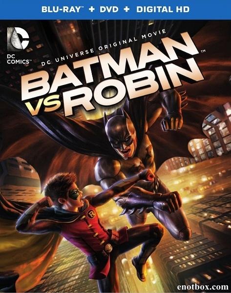 Бэтмен против Робина / Batman vs. Robin (2015/BDRip/HDRip)