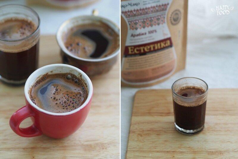 Дегустация кофе «Тико-Чако»