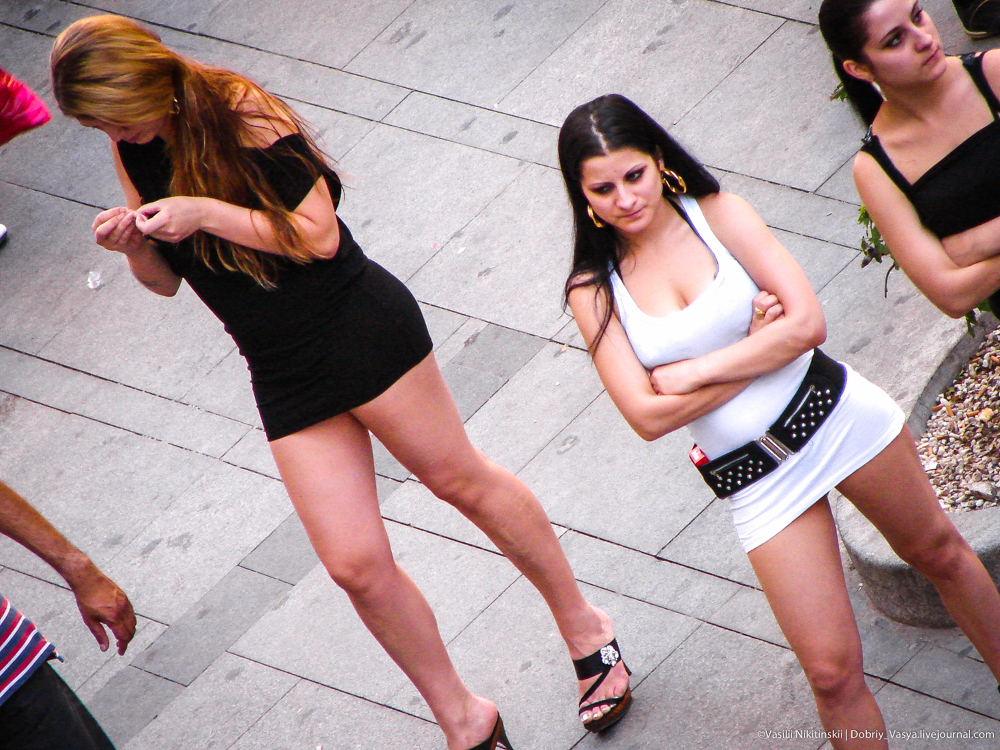 Как снять женщину на улице — photo 15