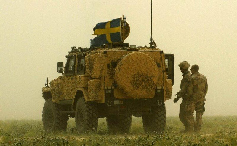 Шведы в Афганистане