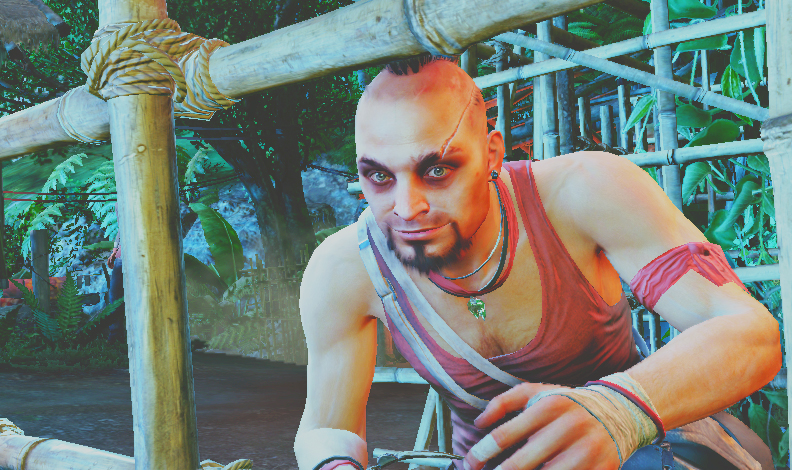 вас монтенегро предводитель пиратов персонаж Far Cry