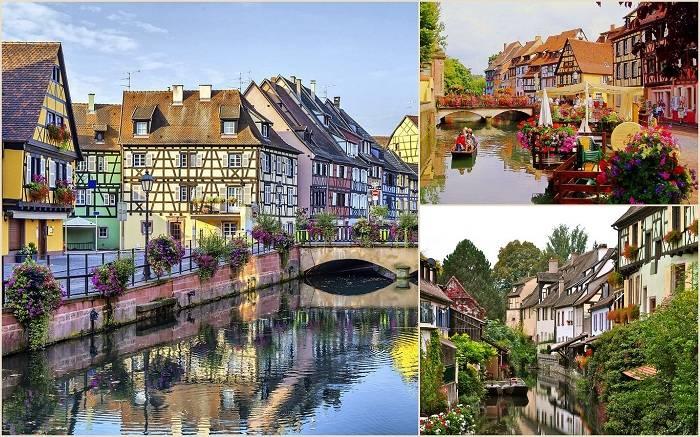 Кольмар часто называют прекраснейшим среди городов Эльзаса. Такая похвала стоит многого: весь этот к