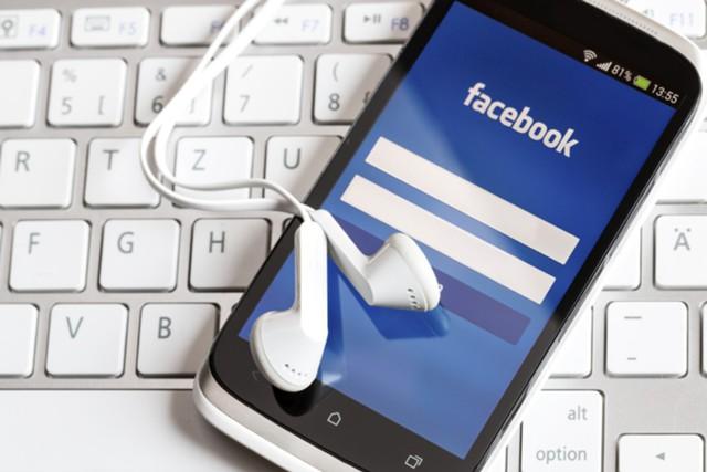 Годовая прибыль фейсбук подросла неменее чем вдвое