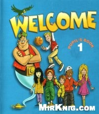 Аудиокнига Welcome 1. Pupil's book (Audiobook)