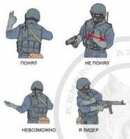 Книга Язык жестов (сигналы спецназа) pdf 1,22Мб