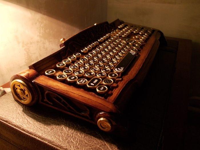 Клавиатура своими руками фото