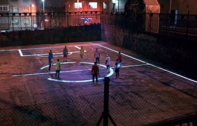 Drone Football (5 pics)