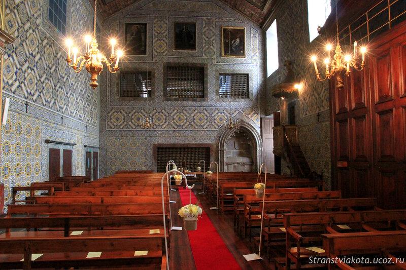 Мадейра, Фуншал, Монастырь Святой Клары