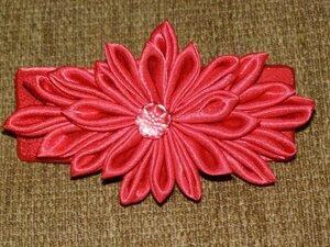 Прекрасные цветы канзаши - Страница 2 0_106206_cc5731ef_M