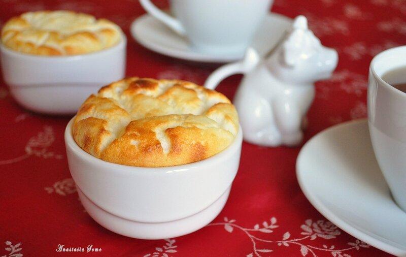 Рецепт творожного пудинга с яблоками