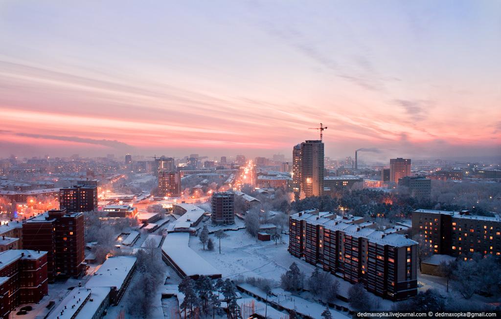 ЖК Эдем, Новосибирск