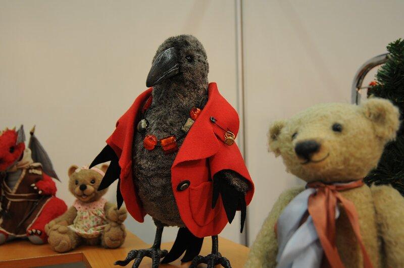 Выставка коллекционных медведей «Hello Teddy!»