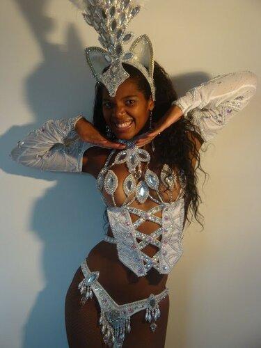 Бразильские карнавальные костюмы