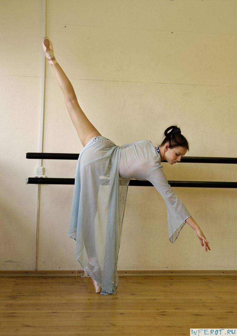 Полина-балерина (20 фото)