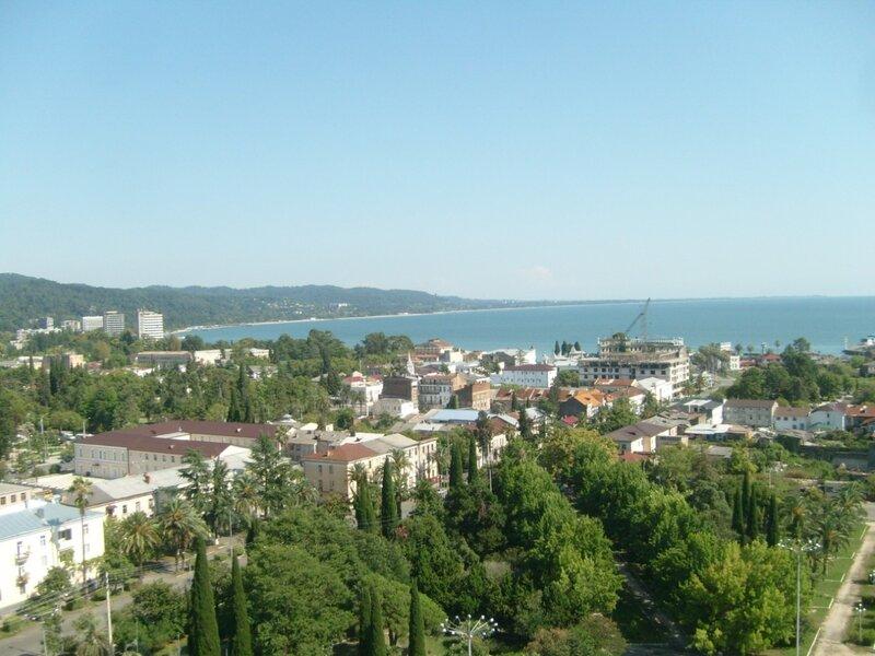 Абхазия г. Сухум