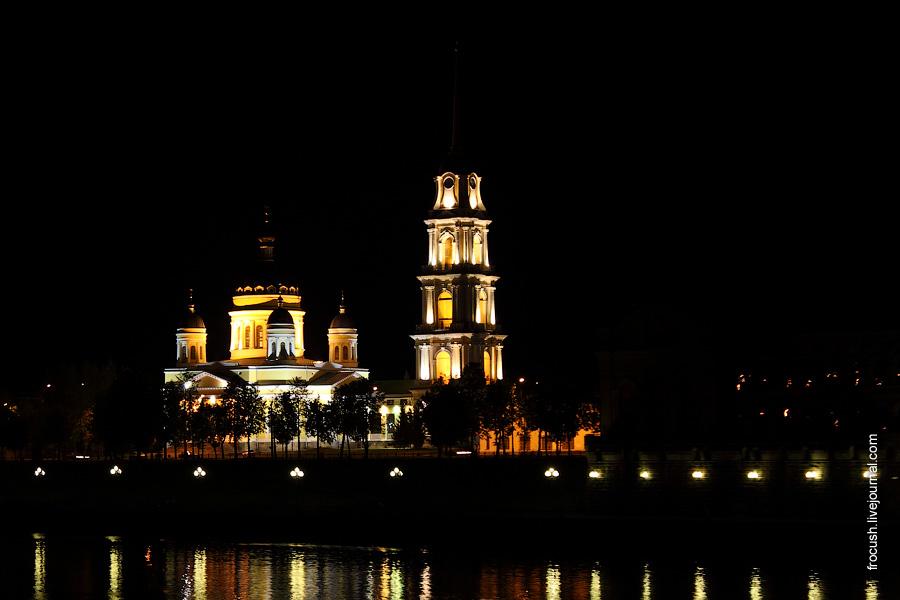 Спасо-Преображенский собор в Рыбинске
