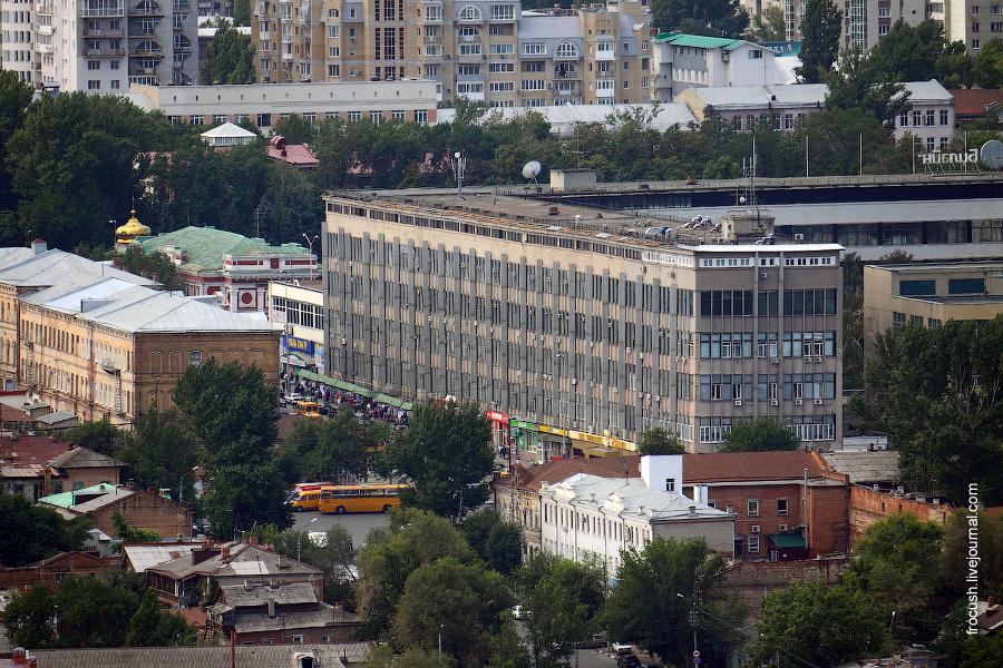 Здание Центрального НИИ измерительной аппаратуры (ЦНИИИА)