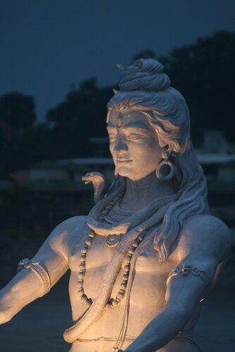 Величественный Шива.