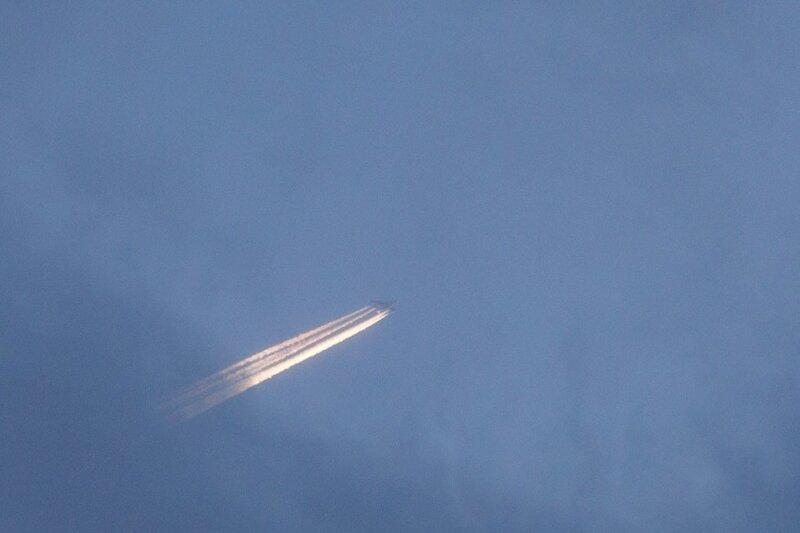 Boeing 747 рейс BA6 Токио-Лондон