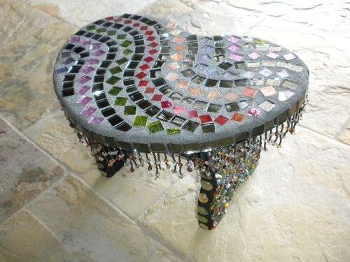 Мозаика по мебели