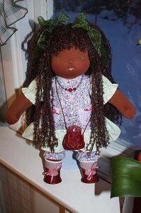 Эльвирина кукла Нэнси