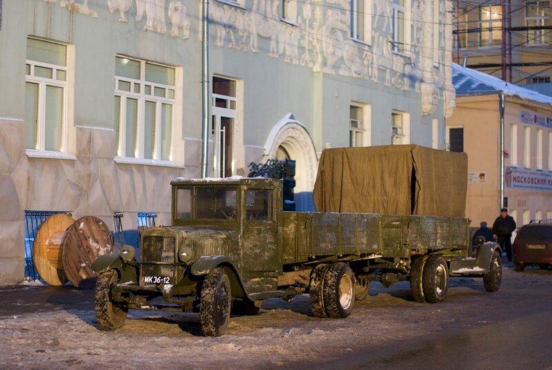 ЗиС-5 Мосфильмовские