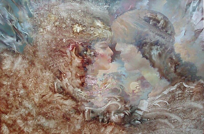 Ты женщина, похожая на сон... Евгений Захаров