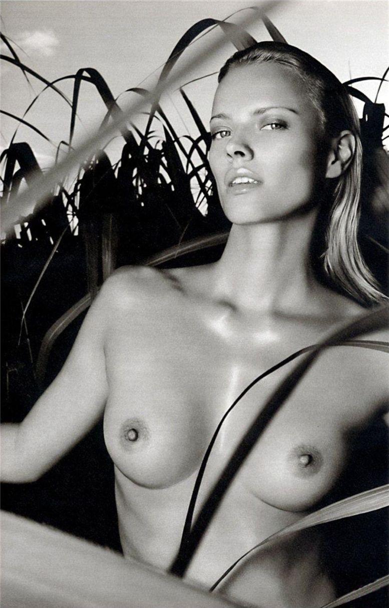 сексуальная девушка Франциска Кнуппе / Franziska Knuppe