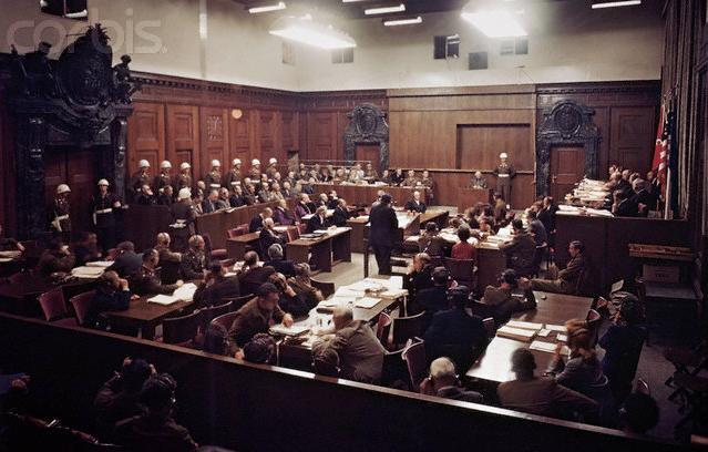 20 ноября 1945 начался Нюрнбергский процесс над главарями нацистского  режима в Германии: varjag2007su — LiveJournal