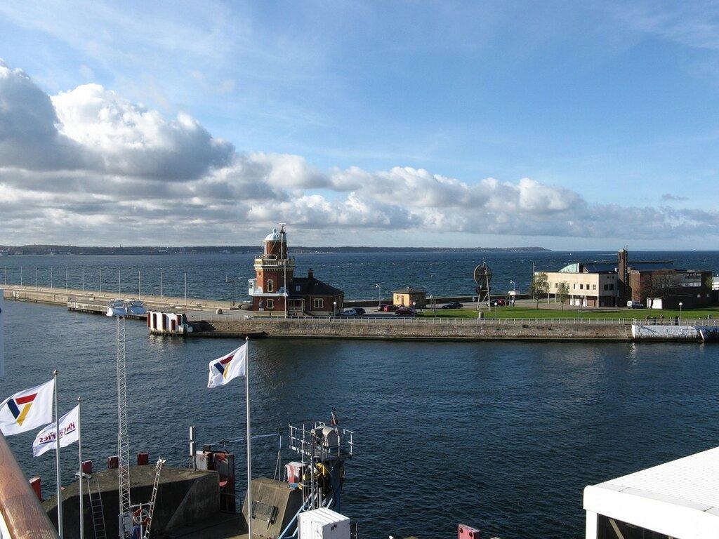 Хельсингборг, порт