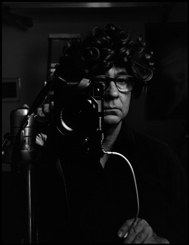 Self-portrait Elliot Erwitt, Magnum Photos
