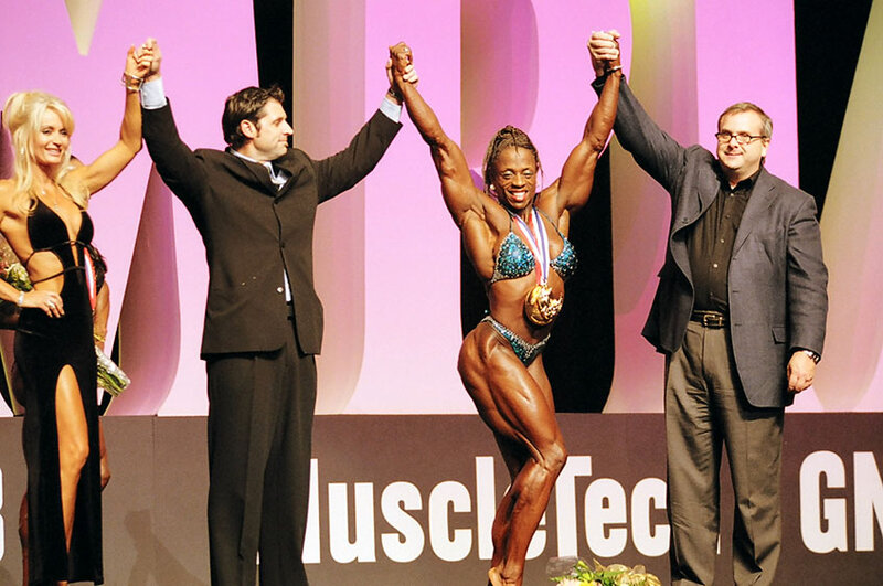 Olympia 2004 Ms. Olympia Finals