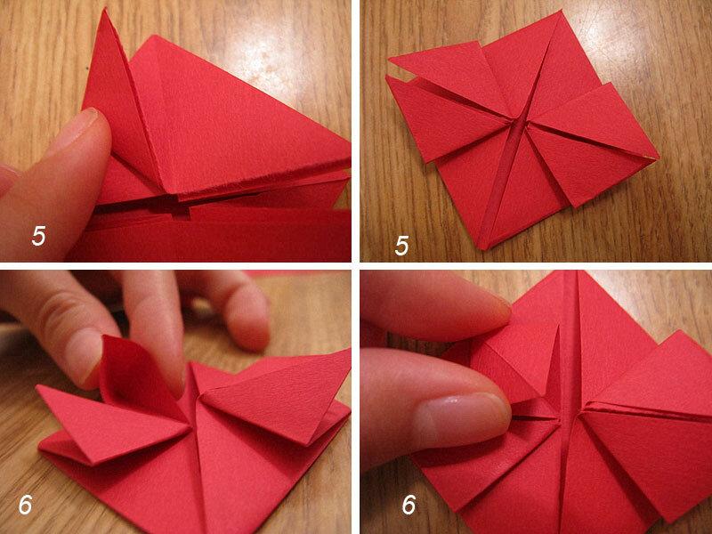 СЕРДЦЕ ОРИГАМИ (15 способов сложить сердце из бумаги). Семейная Кучка