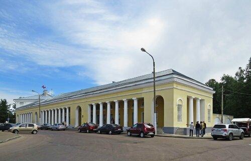 Табачные ряды в Костроме