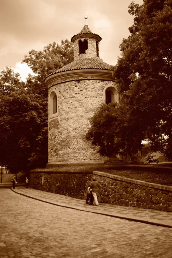 фотографии архитектуры Праги. фотограф Кузьмин