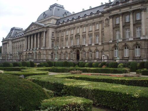 Романтичный Брюссель -