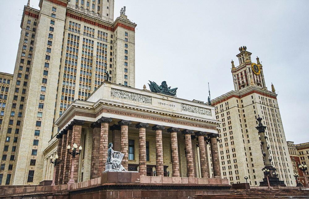 Российские вузы в рейтинге лучших вузов планеты